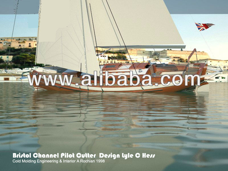 32 ft Sail Cruiser Pilot Cutter