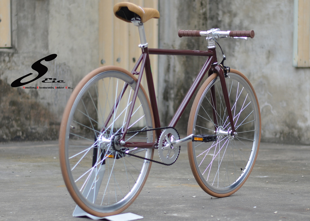 700C fixed wheels bike