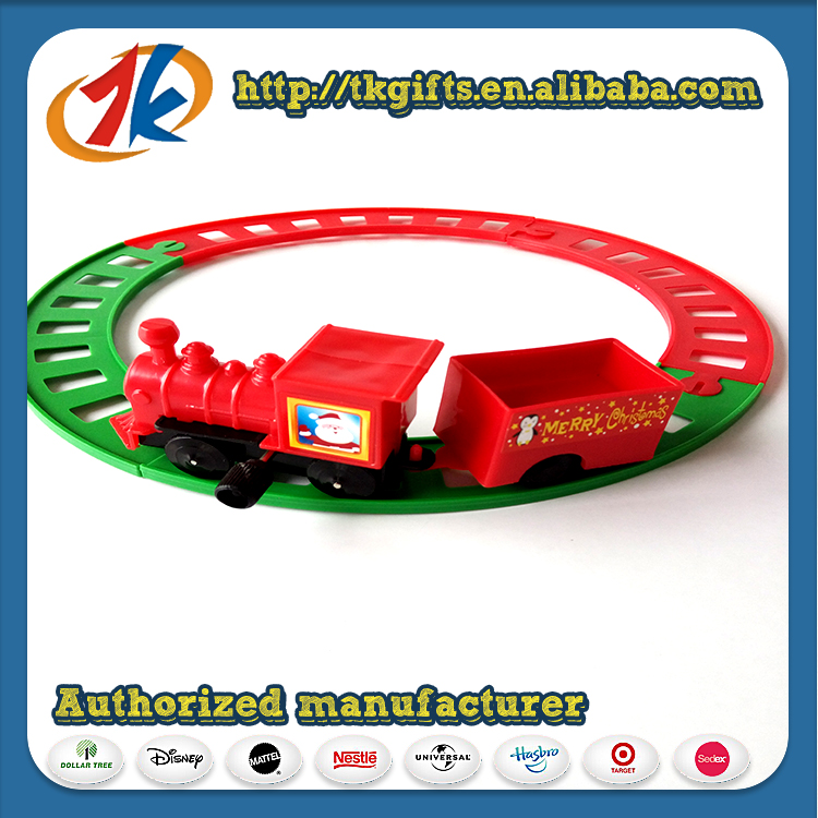 Fashion Colorful Mini Plastic Train Toy For Kids