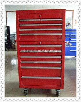 Steel Tools Cabinet, Tools Drawer Cabinet, Steel Cabinet With Wheel