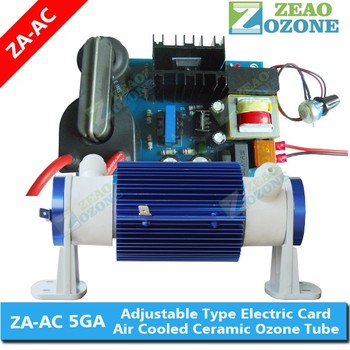 ozone generator corona discharge 5 g/hr, View ozone tube, Zeao Product  Details from Guangzhou Zeao Ozone Equipment Co , Ltd  on Alibaba com