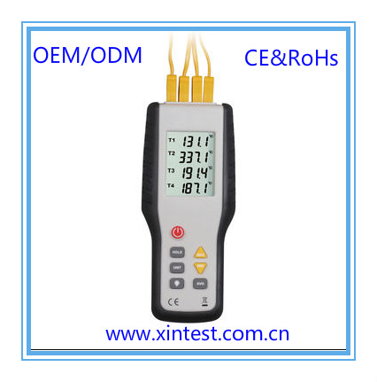 HT-9815 factory Thermocouple Thermometer/type k thermocouple input for industrial