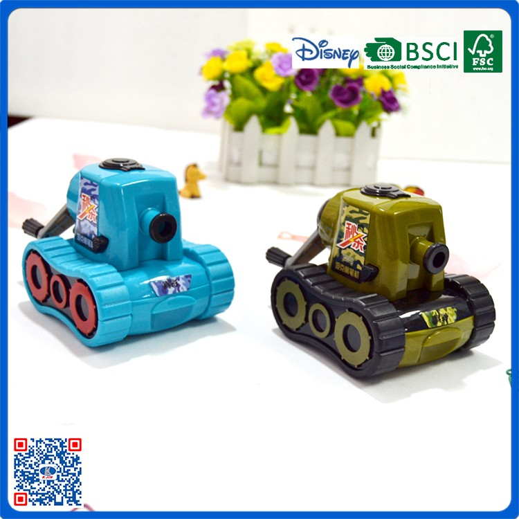 Heavy-duty Helical Steel Blade Electric Pencil Sharpener USB or AC or battery operated New pencil sharpener for wholesale