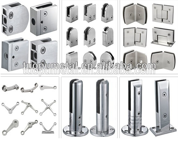 China stainless steel railing glass cl&s fitting glass canopy fittings  sc 1 st  Dongying Tuopu Metal Manufacture Co. Ltd. - Alibaba : stainless steel canopy fittings - memphite.com