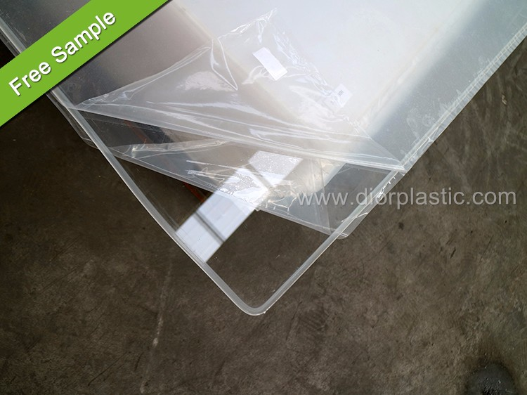 Clear Flexible Plexiglass Perspex Acrylic Plastic Sheets ...