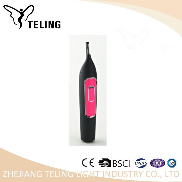 Wiederaufladbare betriebene Batterie für den Heimgebrauch der Damen für das Rasieren der Haare