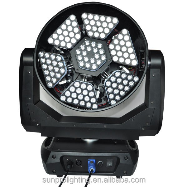 2015 powerful products seize the market 126 * 3w rgb led wall washer