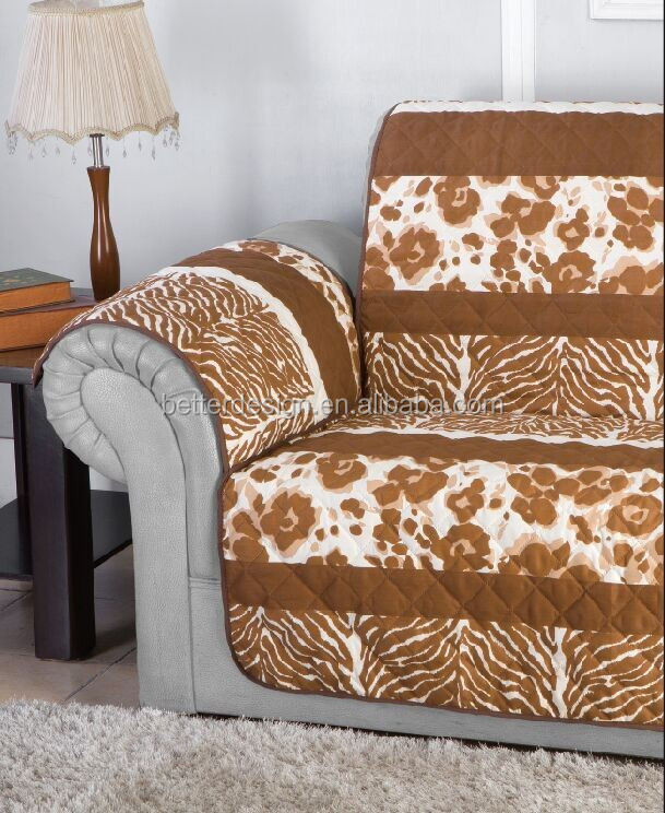 PRINTED CHAIR SOFA COVER