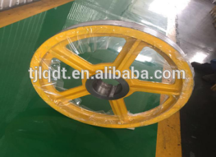 High quality safety elevator wheels
