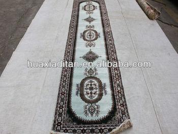 Tapijt Voor Gang : Professionele handgemaakte langwerpige loper tapijt gang tapijt