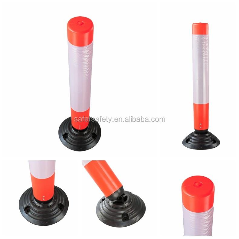 S 1405 Plastic Flexible Bollard Buy Bollard Flexible