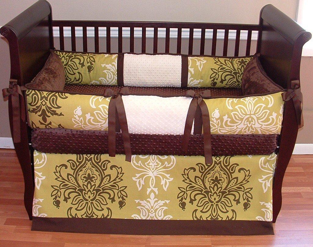Modpeapod Peyton Breathable Baby Bedding Set