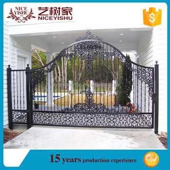 2016 Latest Main Gate Design/indian House Main Gate Designs/iron ...