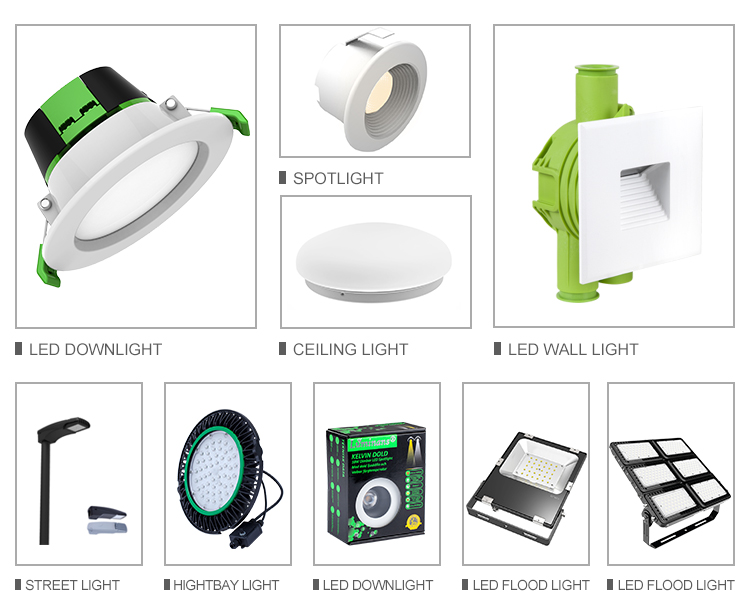 High quality Factory price indoor energy saving round smd cct adjustable smart trimless recessed led spot downlight 5w