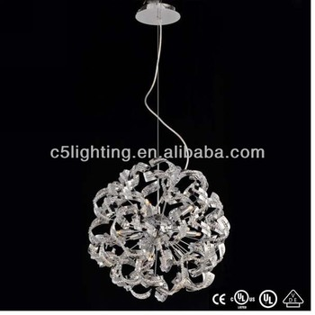 Post Modern Elegant Hanging Chandelier