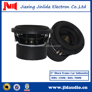 Best Sell 8 Inch Subwoofer With 350w Rms Power Subwoofer Car Audio - Buy  Subwoofer Car Audio,8 Inch Subwoofer,Best Car Subwoofer Product on
