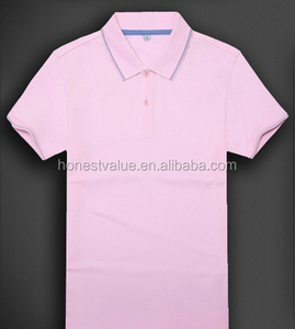 Cheap wholesale high quality blank polo T-shirt printing in China