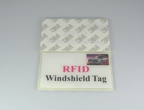 EXW/FOB Price RFID Card Printing for RFID Windshield Card by China Manufacturer