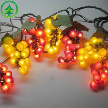 cheap promotions high quality christmas string lightsled christmas tree lighting decorate led round ball