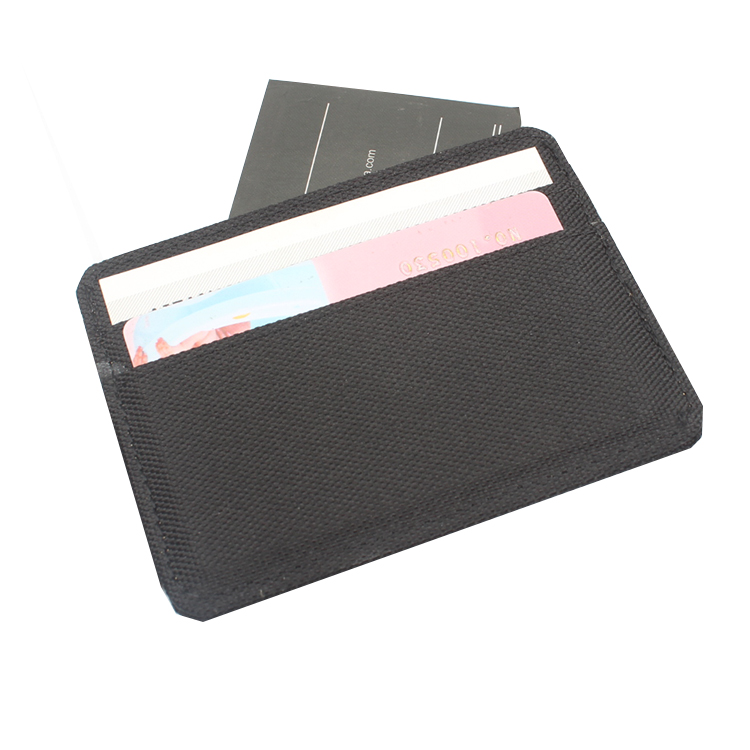 Slim Wallet RFID Front Pocket Wallet Minimalist Secure Thin Credit ID Card Holder