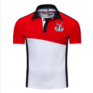 Mens High Quality Cotton Polo T Shirt With Embroidery Custom Logo