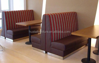 Modern Dining Booth Seating For Custom Restaurant Furniture