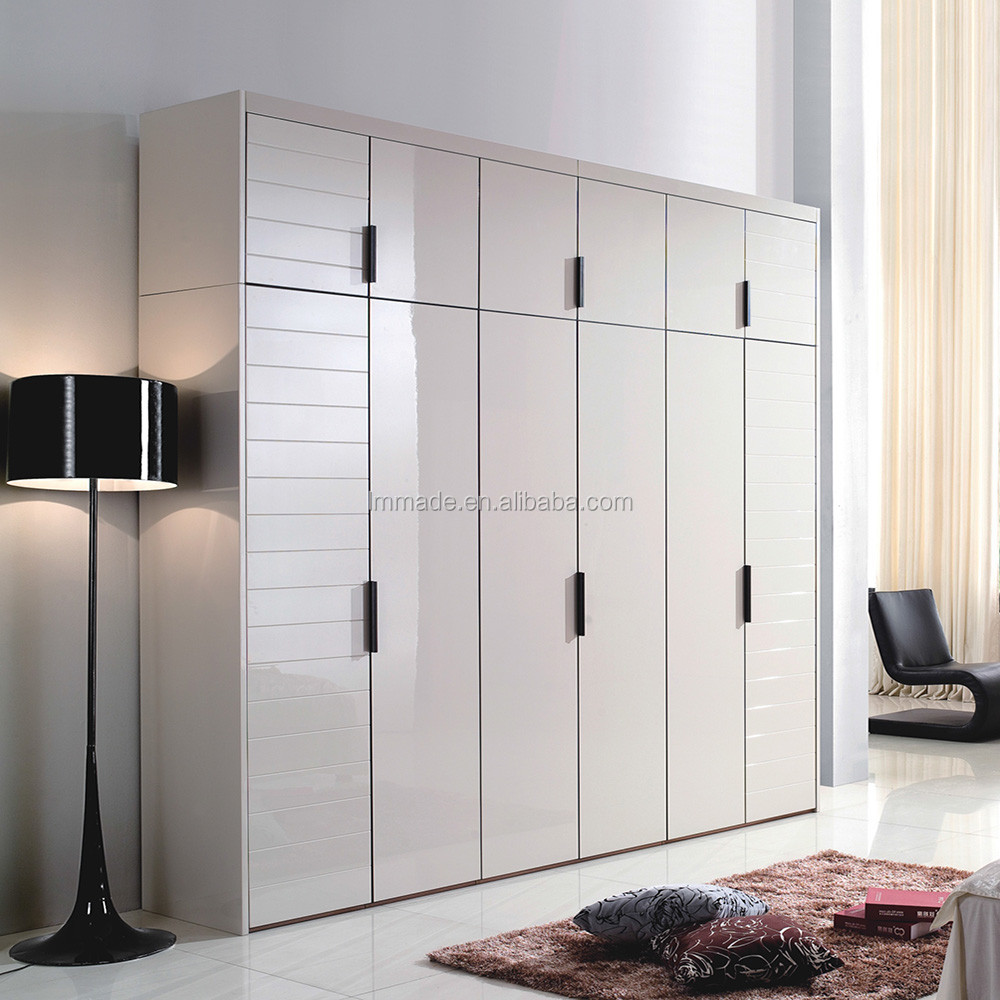 Top di vendita semplice camera da letto armadio porta scorrevole disegni prezzi india