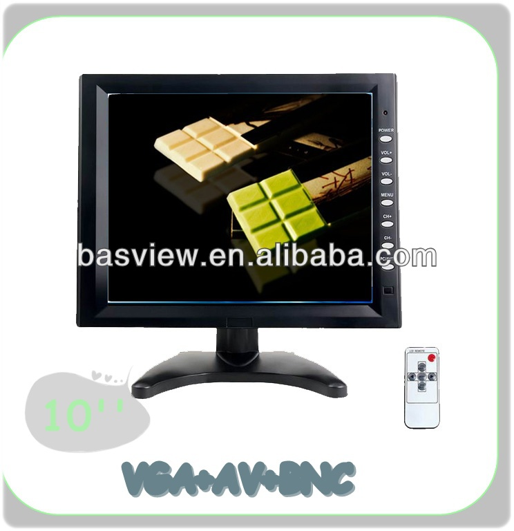 "10.4"" Public View Monitors"