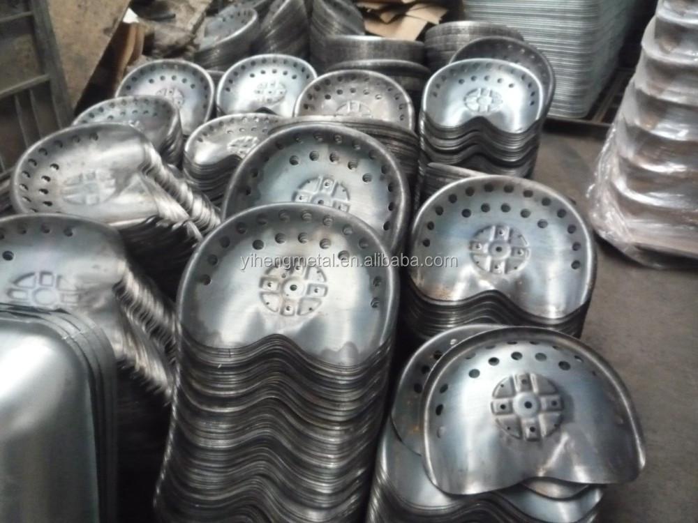 Metal Tractor Seat Steel Seats Trator Tc4501b