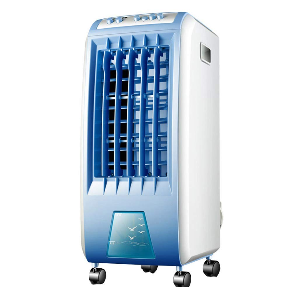 Powerful cooling Fan Portable Air Cooler Dusting Humidifier High Power 3 Speed 6 Litre Water Tank Ideal for Home and Office Mute