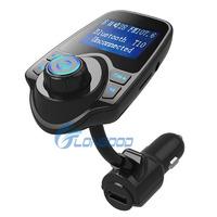 2017 new best bluetooth aux modulator usb charging mp3 wireless radio car fm transmitter
