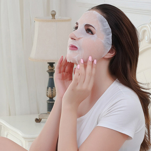 High quality wholesale cosmetic face mask beauty cotton diy compressed mask for face