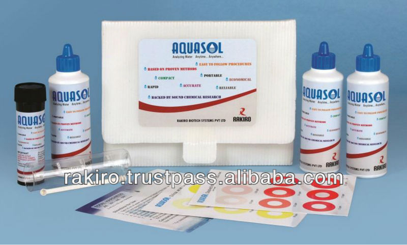 Silica Testing Kit - Buy Water Test Kits,Water Testing Kits,Sio2 Test Kit  Product on Alibaba com