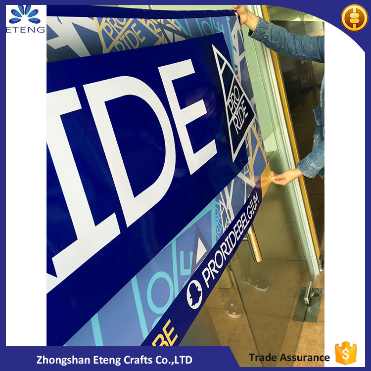 Best popular customized outdoor advertising mesh banner printing,Perforated flex banner,pvc flex banner