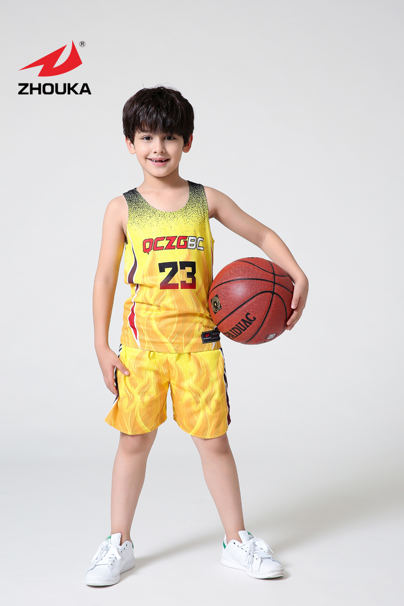 Kid Basketball Jerseys de alta calidad - Compra lotes