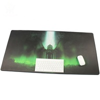 HX Hot selling anti-slip desk keyboard mat printing cool mousepad custom size mouse pad gaming