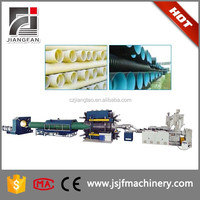 PE soft pipe making machine(10-60mm)