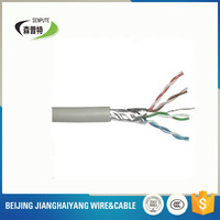 EXW High quality UL/CCC/ISO9001 approved FTP Patch Cords Cat6
