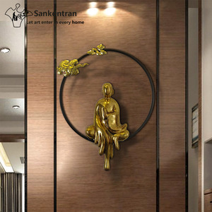 Buddha Wall Decor Metal Buddha Wall Decor Metal Suppliers