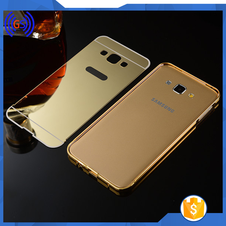 Smart Amor Mirror Back Cover for Samsung Galaxy E5