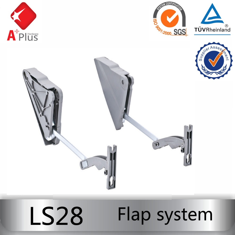 LS28 Hydralic slient soft closing flap stay with damper