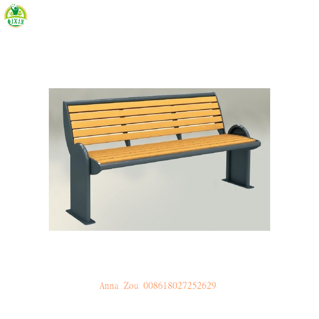 Brilliant Safe And Durable Guangzhou Patio Furniture Chair Wooden Bench With Back Cheap Bus Stop Bench Qx 143K Buy Patio Furniture Bench Bus Stop Bench Machost Co Dining Chair Design Ideas Machostcouk