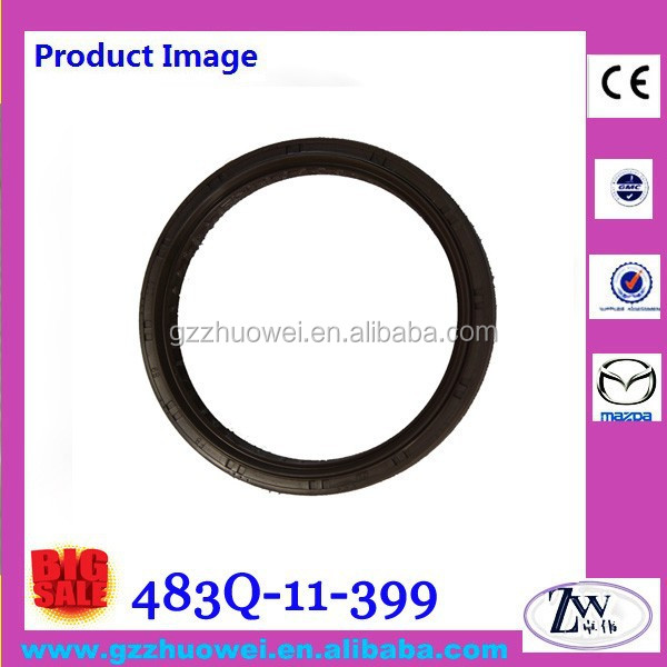 China Original Auto Parts Rear Crankshaft Oil Seal for Mazda Familia Haima 479Q 483Q 483Q-11-399