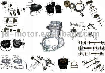 honda motorcycle parts names pdf