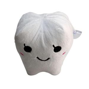 stuffed good quality tooth plush toys
