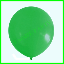 "36"" Big Latex Balloons,Giant balloons-green color"