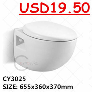 Sale Discounted Economic Cheap Wall Hung Toilets Stock
