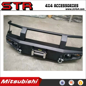 Wholesale Best Price 4x4 front bumper for Mitsubishi Pajero