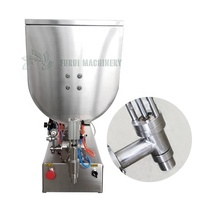 Cheap price henna paste cones filling machine packing machine,tomato paste aseptic filling machine