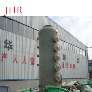 Carbon Dioxide Co2 Gas Wet Scrubber For Factory Air Pollution Control